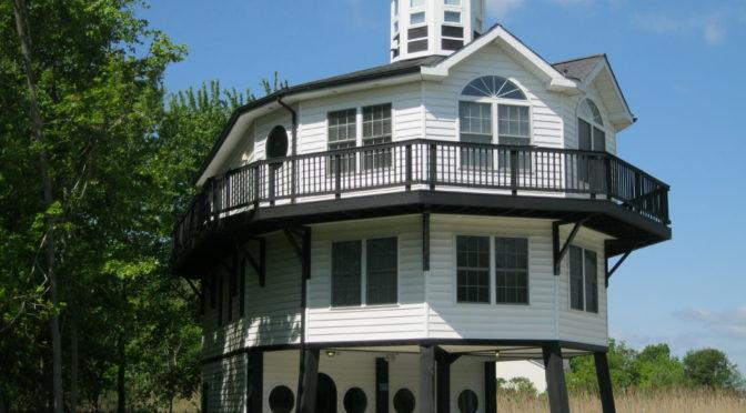 Rock Hall Lighthouse!